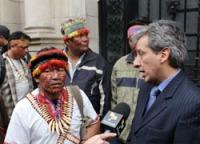 Perú: Líderes de 4 cuencas amazónicas exigen que Estado actúe ante emergencia ambiental