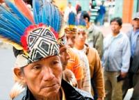 Apus demandan al gobierno acciones frente a contaminación del Pastaza